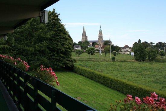 Campanile De Bayeux: Vue des chambres