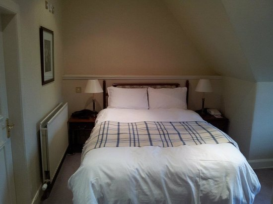 BEST WESTERN PLUS Edinburgh City Centre Bruntsfield Hotel : Amazing bed- best mattress ever!