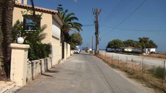 Creta Residence : Vistas maravillosas
