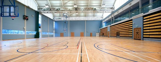 The Watershed : Indoor Multi-Sports Arena