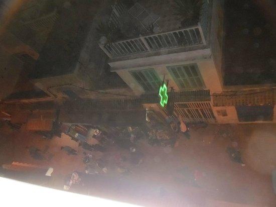 Riad Le Grand Large: Vue depuis la terrasse
