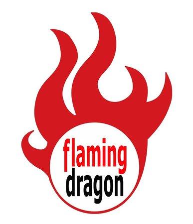 Flaming Dragon Logo