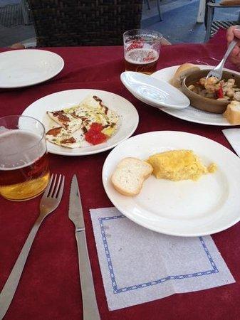 Restaurante Capri : delicious tasty food!