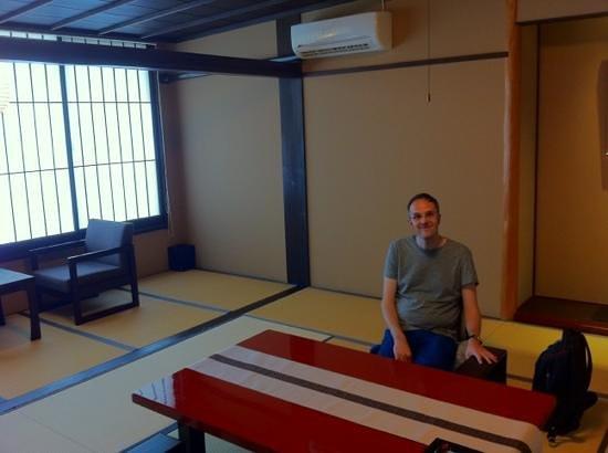 Kanazawa Chaya: main room