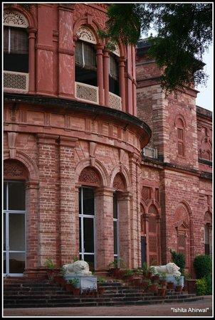 Hotel Raj Niwas Palace: The main palace