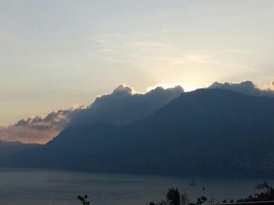 Hotel Il Pino: tramonto