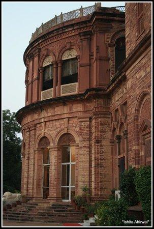 Hotel Raj Niwas Palace: The Palace...