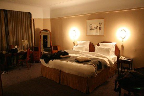 Hôtel Lutetia : deluxe room