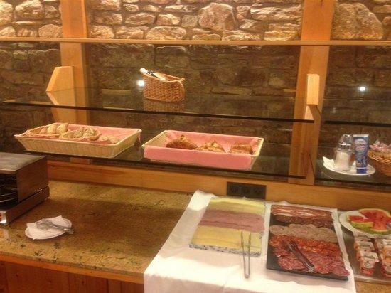Hotel del Tarter : Petit déjeuner