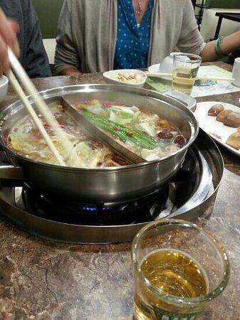 Tiansian Restaurant (Nanjing Road): 火鍋