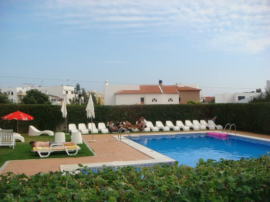 Lageado Sol: Pool area