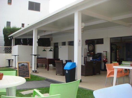 Lageado Sol: Bar area