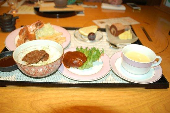 Kira no Sato: 子供用夕食