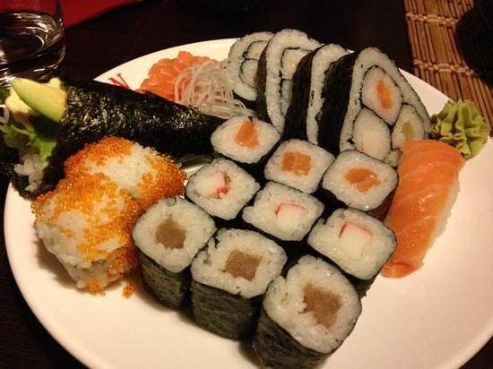 Zen: Sushi e trismaki