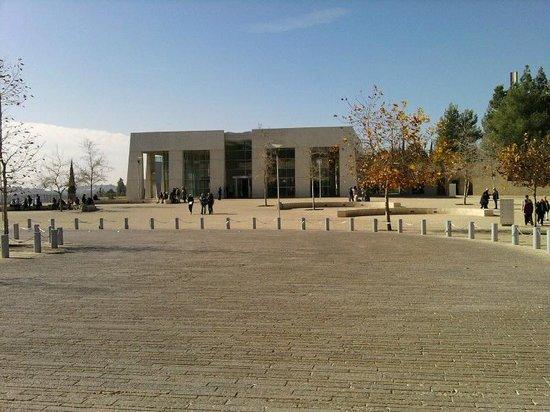 Yad Vashem Holocaust-Gedenkstätte: All'interno di Yad Vashem