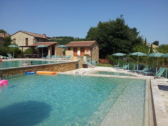 Antica Fonte Resort: La piscina