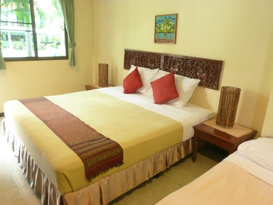 Dolphin Bay Resort : Chambre