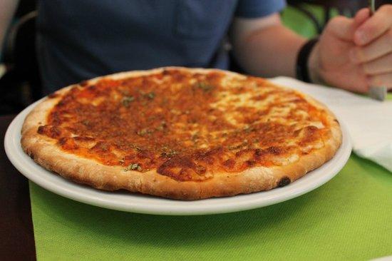 L'Oliva: Pizza - schwach