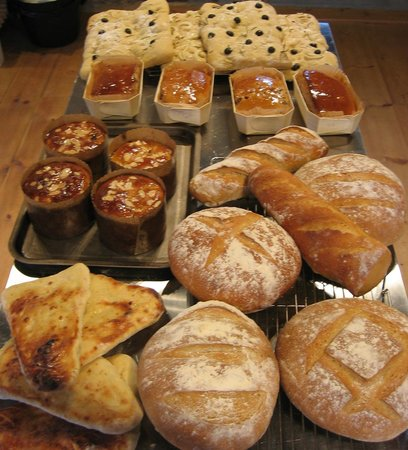 Streamcombe Farm: Weekly cookery courses,including bread making, at Streamcombe.