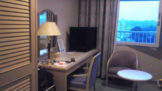 Grand Park Hotel Panex Hachinohe: 広めの客室です