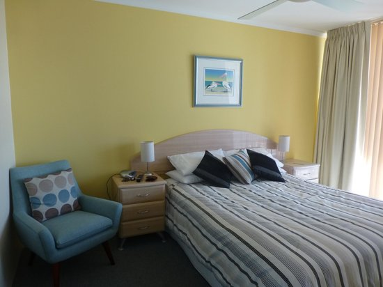 Beaches International : Clean, comfortable and nice decor