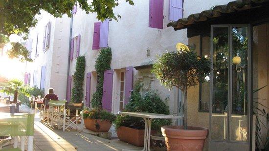 Hotel Montmirail: la beauté du domaine