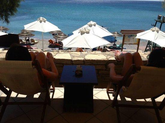 Glicorisa Beach Bar Restaurant: glicorisa