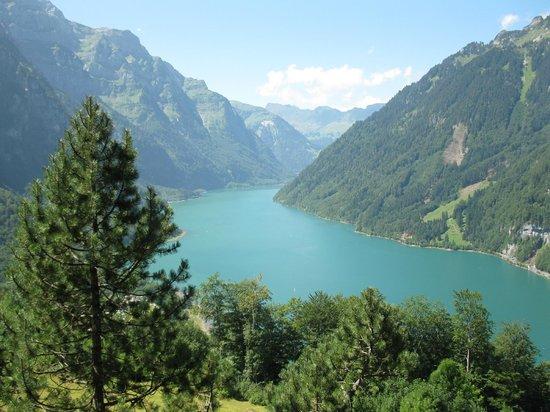Berggasthaus Schwammhöhe: Traumhafte Aussicht