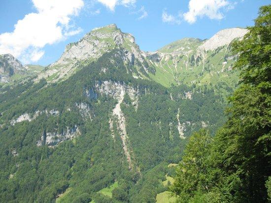 Berggasthaus Schwammhöhe: Im schönnen Glanerland
