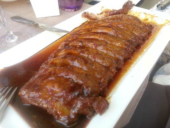 La Forge : spare ribs