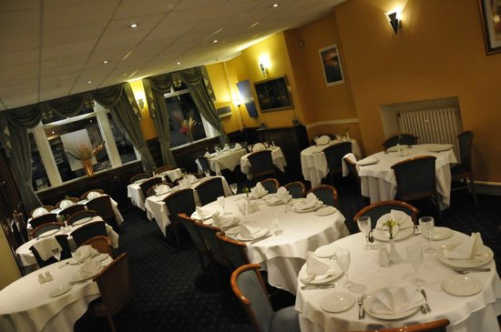 Aramee Bangladeshi & Indian Restaurant: Main dining room