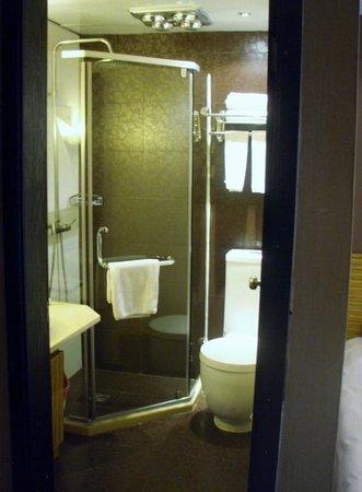 Flower Inn Hangzhou West Lake : bathroom, Room #3713