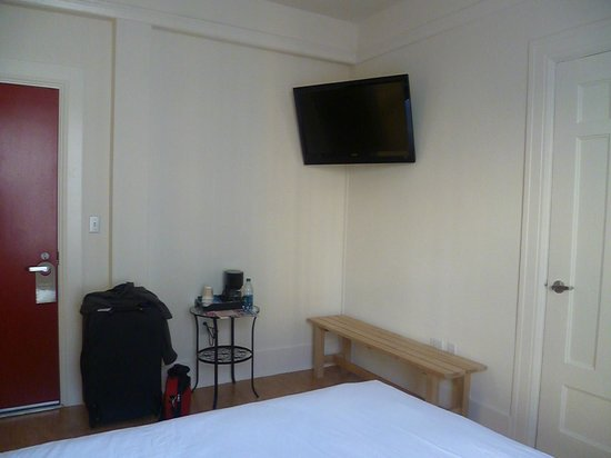 The Herbert Hotel : TV