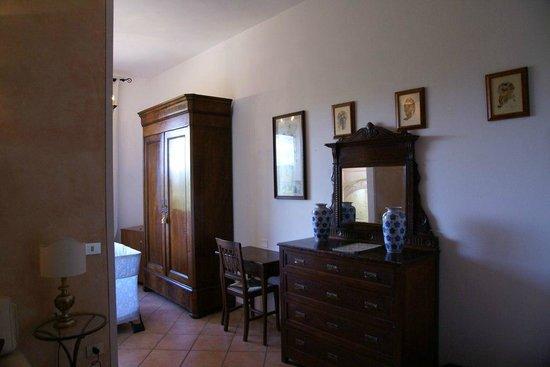 Villa Gloria: camera