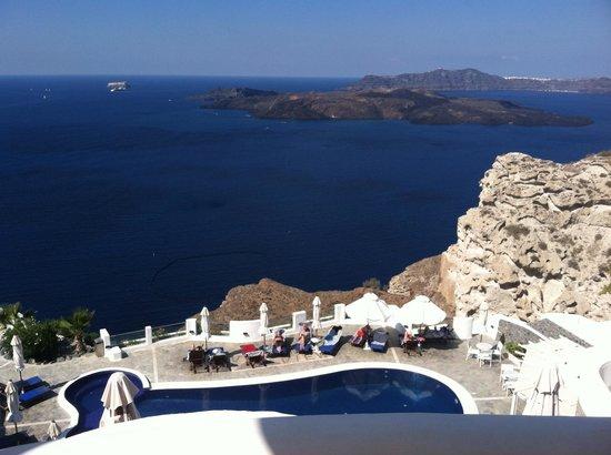 Fantasy Travel: Volcano view