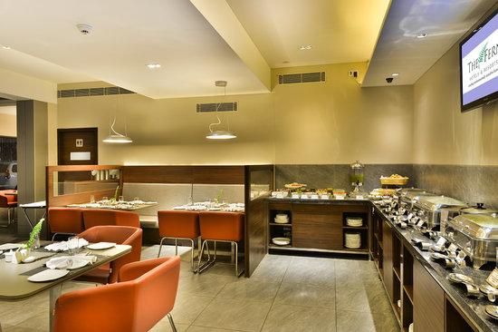 The Fern Residency, Vadodara : Fern Cafe