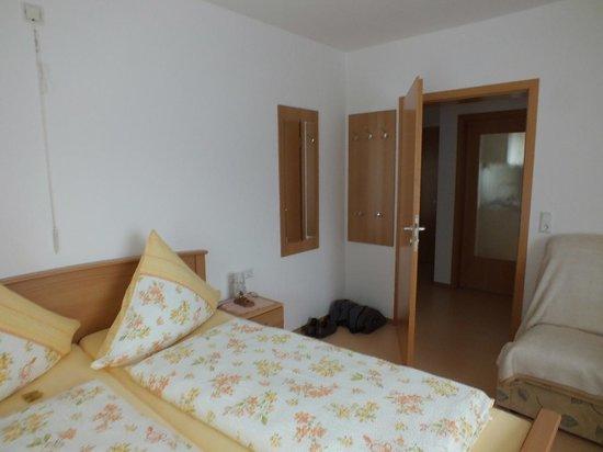 Weinhof St. Barbara: Bedroom.