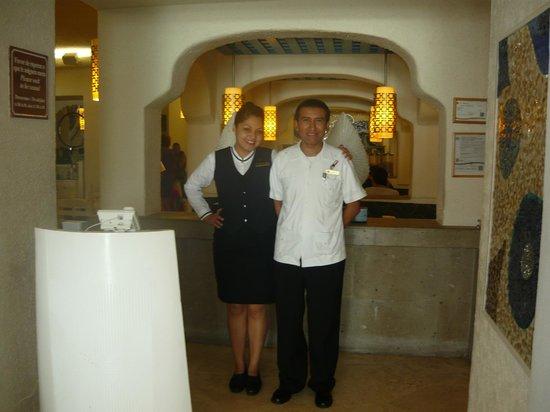 Royal Solaris Cancun: EL AMABLE PERSONAL DEL ROYAL SOLARIS !!!!