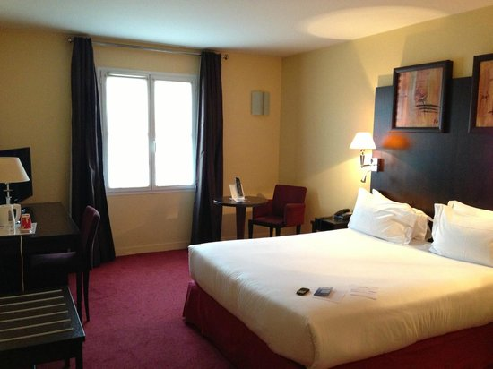 Plessis Grand Hotel: Room