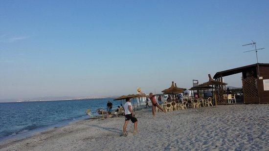 Agriturismo Ezzi Mannu: beach ca. 500m away