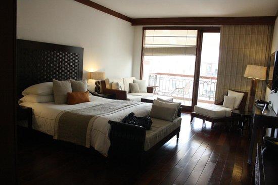 Jaypee Greens Golf and Spa Resort: Standard room