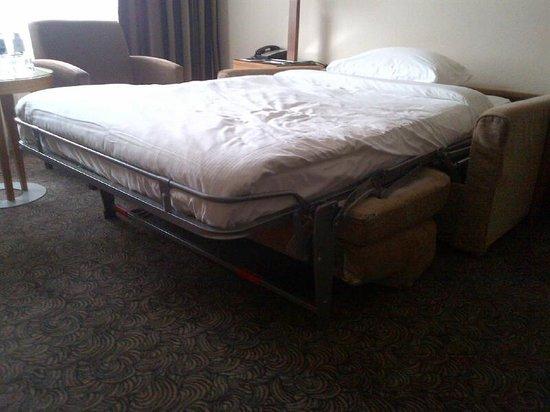 Bilderberg Garden Hotel: sofa bed