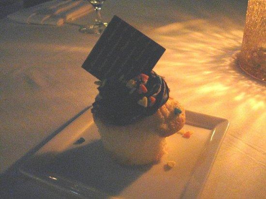 Ferraro's Bar e Ristorante: Special chocolate muffin