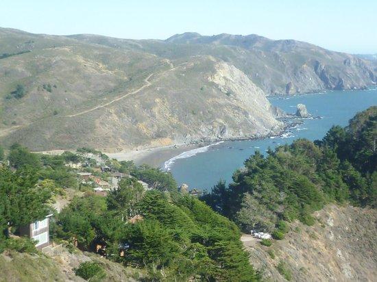 San Francisco Shuttle Tours Muir Beach Overlook