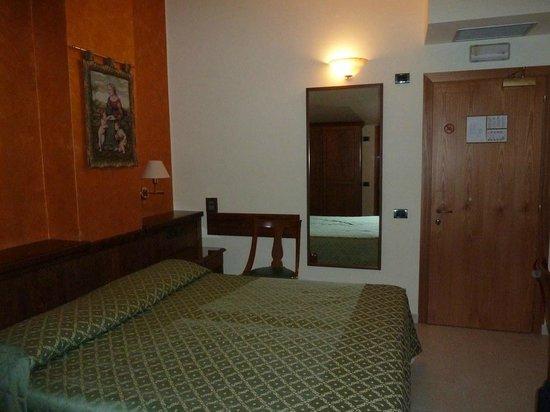 Hotel Campiglione: camera