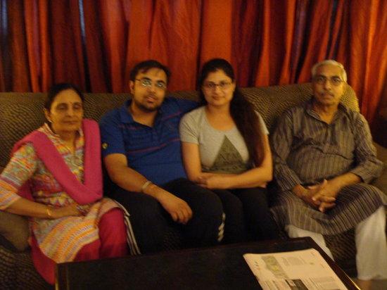 Tej Abode : The Kwatra Family - SEPT 6, 2013