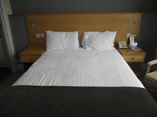 Marsham Court Hotel: Room 317 Double Bed
