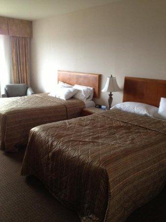 Hotels Gouverneur Montreal: chambre