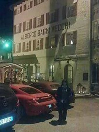 Hotel Bagni Vecchi: ingresso