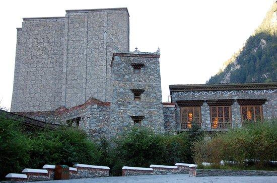 Holiday Inn Jiuzhai Jarpo: Older Part  of Jiuzhai Jarpo Holiday Inn